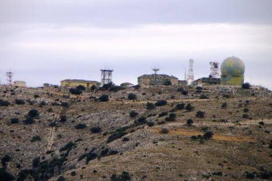 Estudiantes De Teleco Visitan El Escuadrón De Vigilancia Aérea Nº13 Y El Acuartelamiento Aéreo Sierra Espuña