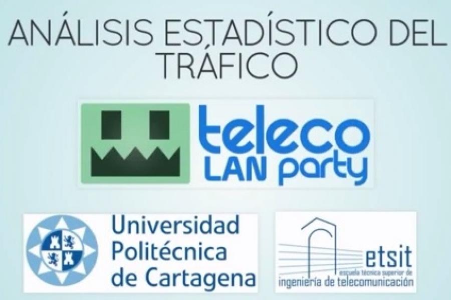 Estudiantes De Teleco Analizan El Tráfico De Internet Generado Durante La Teleco LAN Party