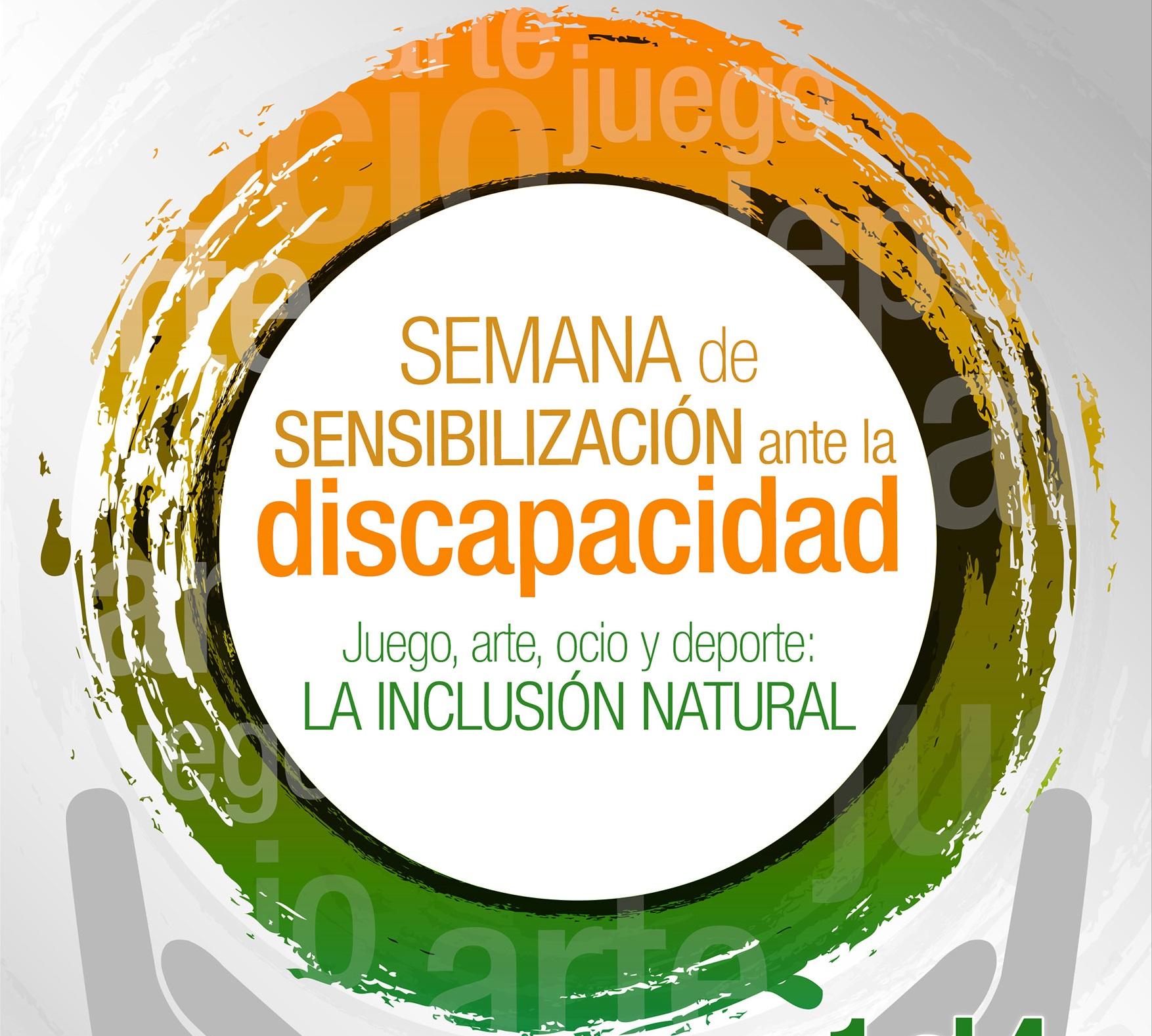 Semana De Sensibilización Ante La Discapacidad (1 Al 4 De Diciembre)