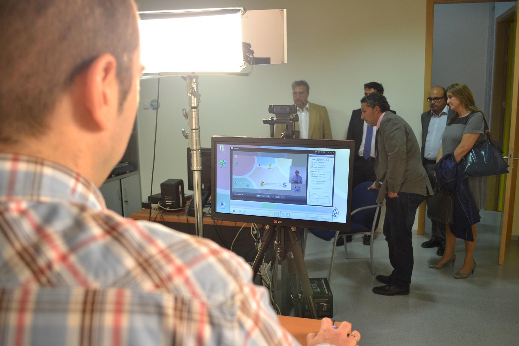 Se Convocan Dos Becas De Colaboración En El Centro De Producción De Contenidos Digitales