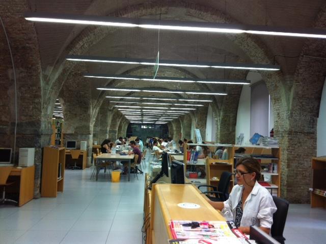 Apertura De CRAI Biblioteca Y Aulas De Estudio Durante Semana Santa