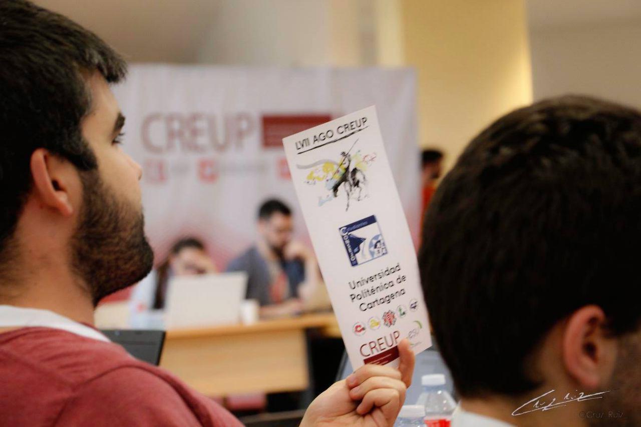 El Consejo De Estudiantes Participa En La 57 Asamblea General De CREUP