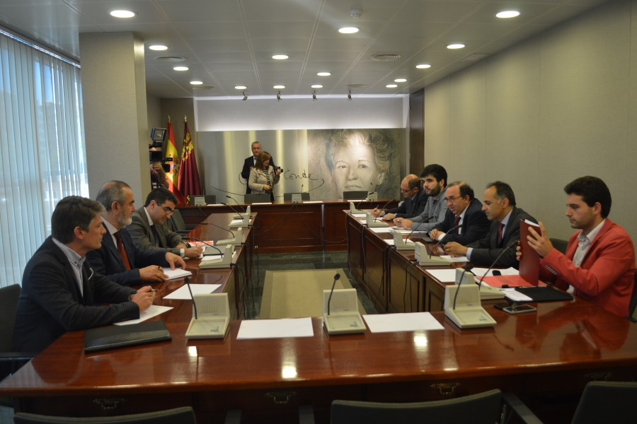 Reunion Gobierno Regional CEUPCT Asamblea