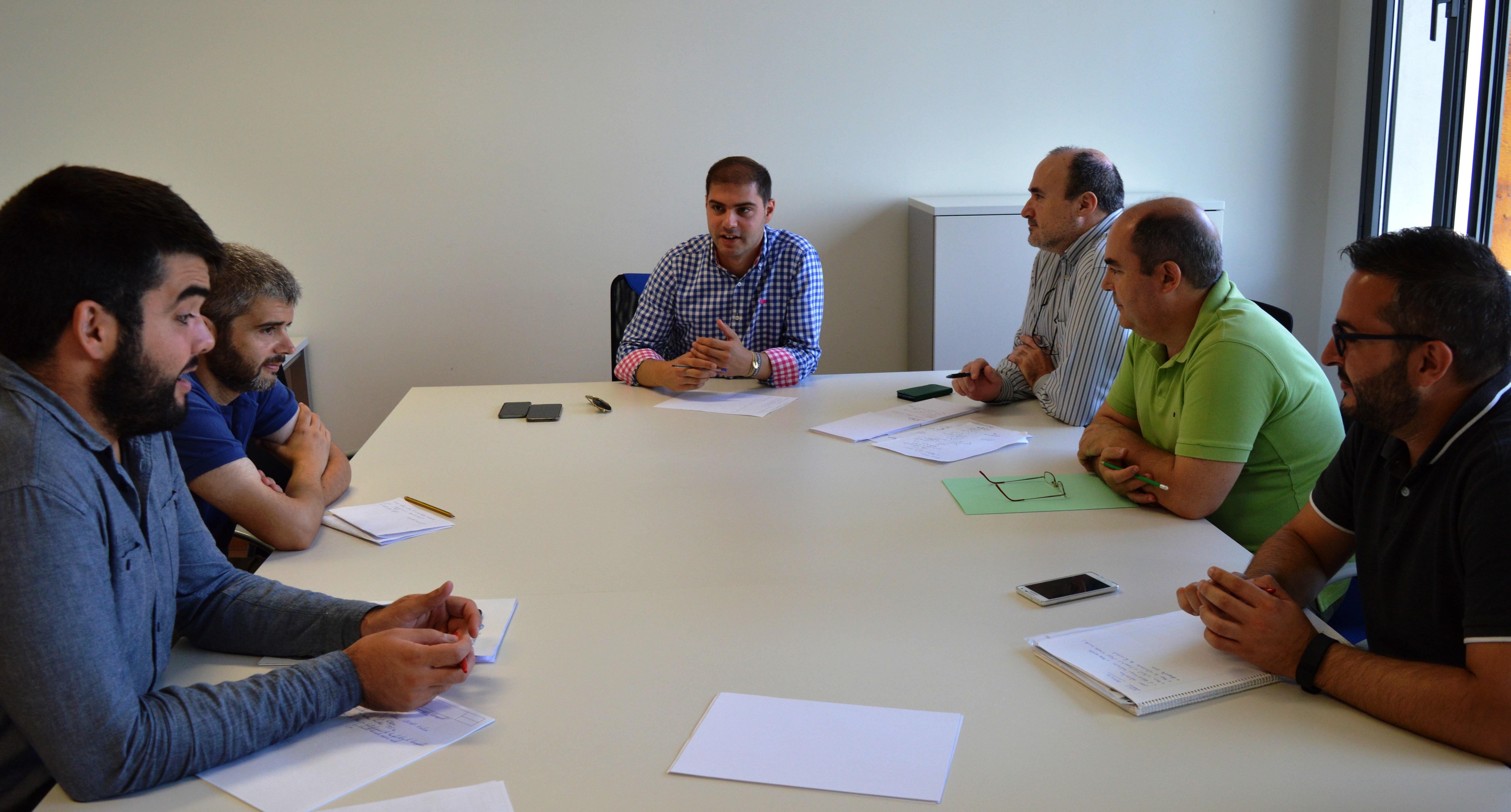 El Gobierno Municipal Continúa Aumentando Su Colaboración Con La UPCT Y Su Consejo De Estudiantes