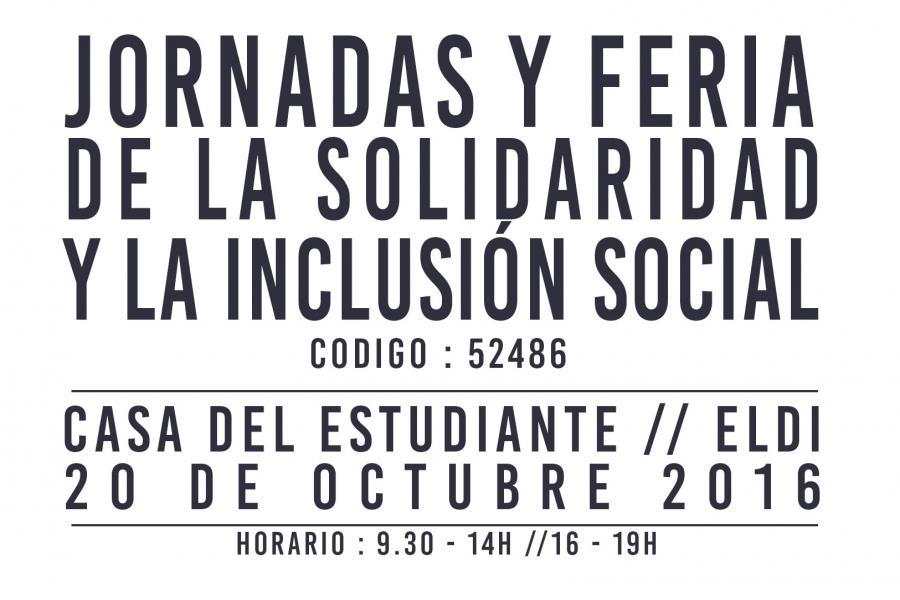 Jornada Feria Solidaridad