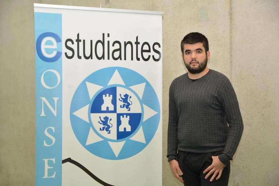 Reelegido Francisco Joaquín Jiménez Como Presidente Del Consejo De Estudiantes