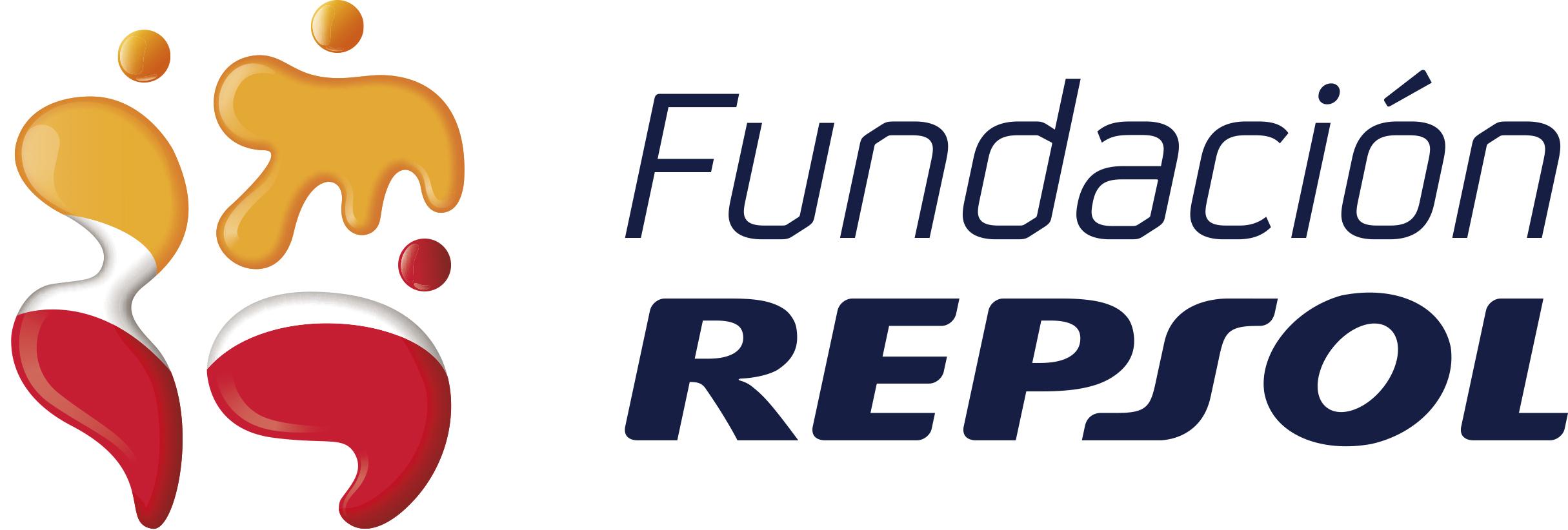 Fundacion Repsol LOGO