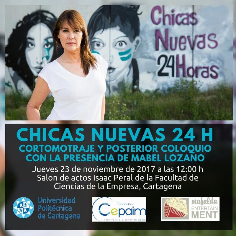 Chicas Nuevas 24h IGUALDAD