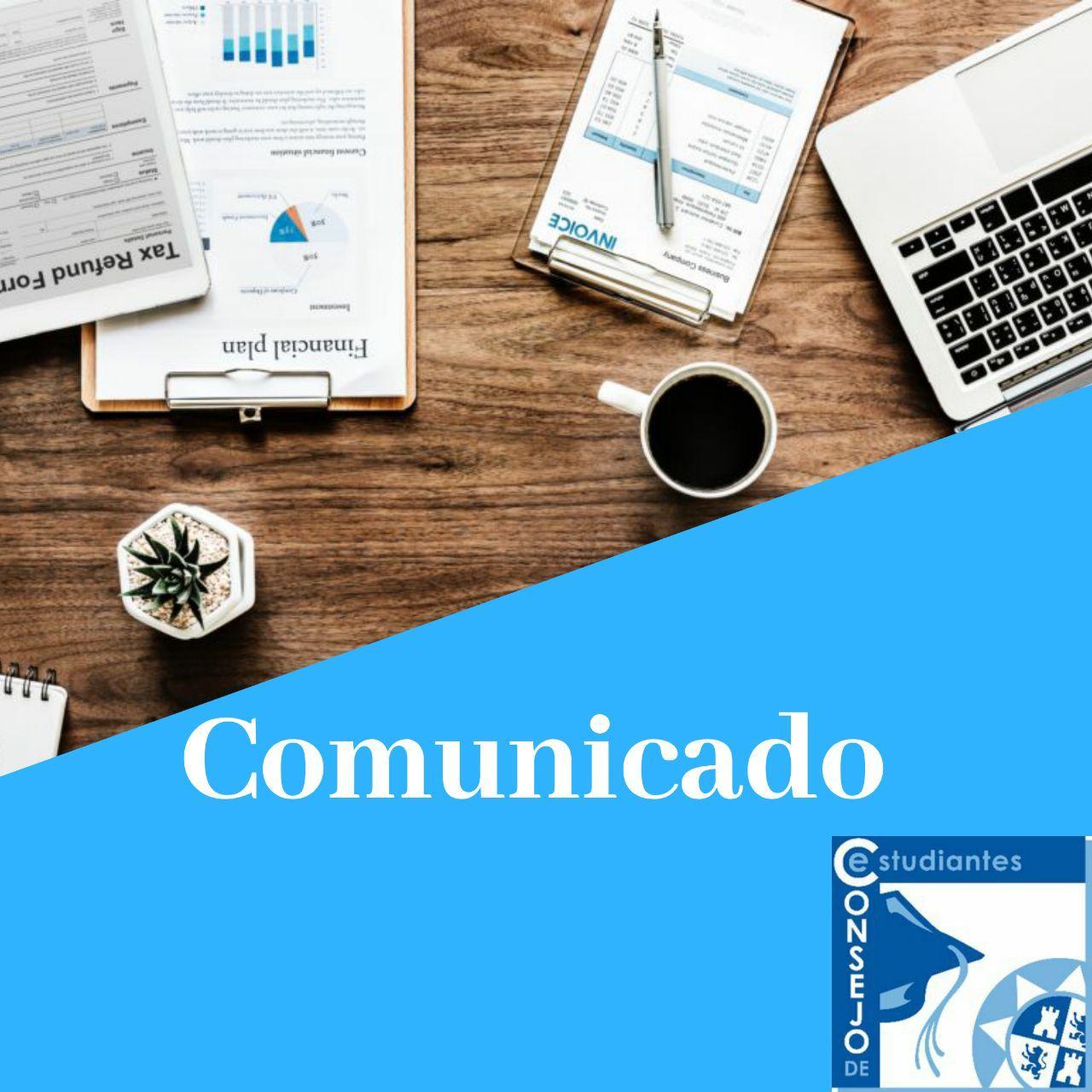 Comunicado Oficial CODVID-19