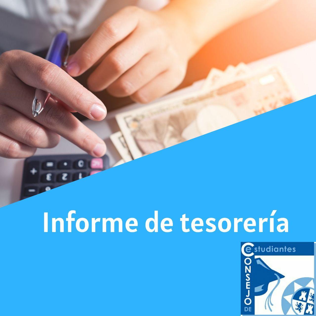 Informe De Tesorería.